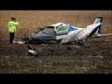 Plane Crash: Cockpit View