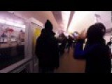 Paris : Fight In Subway