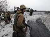 Pro-Russia Separatists Say They've Trapped Thousands Of Ukraine Troops
