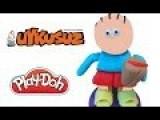 Play-Doh Fırat From Uykusuz Oyun Hamuru Ile Fırat Yapıyoruz