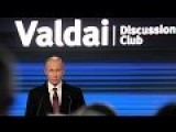 Putin: US Has Been Hijacked By The Elite Part 1 Of 2