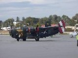 Plane Porn ..... B-24J Liberator Witchcraft Start, Taxi And Takeoff