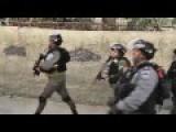 Police Forces Storm Jerusalem Arab Neighborhood