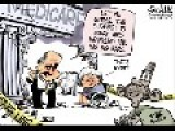 Political Cartoons And The Water Carriers For Obama - The MSM