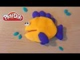 Play-Doh Fish How To Make