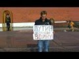 Protests Near The Kremlin In Moscow