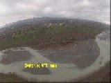 Quadcopter Flight Range Test. 3.8 Km At Up To 73 Kph!!