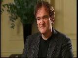 Quentin Tarantino Shuts Down A Reporter