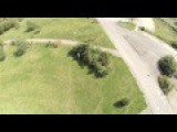 Quadcopter Catches Business-Casual Dude Pooping In A Bush