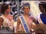 Queen Crowned Miss World 2013 In Indonesia