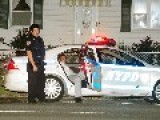 Queens NEW YORK- Store Robbers End Crazy Car Chase With Flame-filled Crash: Cops