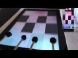 Quick Moving Robot Completely CONQUERS Piano Tiles IPad