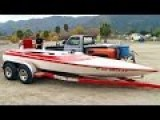 Roadkill: Boatkill. The Guys Take The Muscle Truck Engine And Put It In A Boat And Back