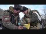 Russian Soldiers In The Battle For Debaltseve