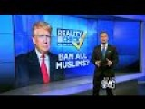 Reality Check: Trump Right On Legal Authority To Ban Muslim Immigrants?