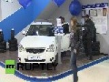 Russia: Ladas Sell Like Hot Cakes Thanks To Falling Ruble