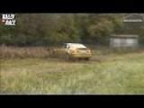 Rally Sprint In Poland. Big Fun And Intense Action