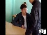 Russian Kid Stands Up To Bully