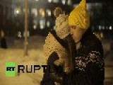 Russia: This Angolan Dance Is Heating Up The -30 Siberian Winter