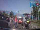 Road Rage - Russians At It Again