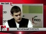 Rahul Gandhi At Valedictory Session Of 86th AGM, FCCI