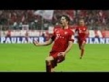 Robert Lewandowski Scores 5 Goals