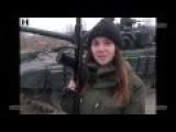 Rebel Kira 19 Yo Soldier Of Luhansk People's Republic