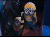 Raw Raw Car Minion Gas Despicable Me 2 The Minions 2013