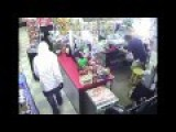 Robber Threatens To Pop Clerk In Head