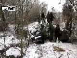 Russian Tanks In Ukrainian Mud