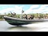 Royal Dutch Marines • Fast Boat Raid Training