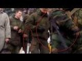 Russia Special Forces Luhansk Ukraine With AS Val Machine Guns