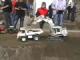 RC Machinery In Action
