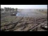 Republican Guard Frontal Attack On ISIS Defences — Saqr Island, Deir Ez-Zor 25NOV2014 *Combat Footage*