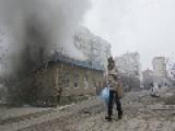 RIA Novosti Sputnik News Censors DNR Name From Mariupol Bombing Report