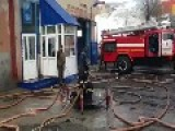 RUSSIAN FIREMAN Goes On A MAGIC CARPET RIDE