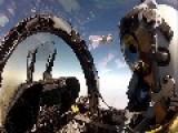 Royal Australian Air Force KC-30 Refueling F A-18A Hornets