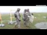 RAIN SHOOTING - US Army Shooting Range In Europe