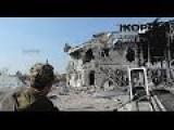 Rebels At Donetsk Airport