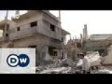 Russian Troops Help Liberate Syrian Town | DW News