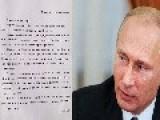 Russia's President, Vladimir Putin, Sent A Letter To The Kon-Tiki Museum