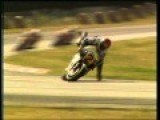 Randy Mamola Riding His Bike Like A Horse