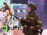 Russia: Models Show Off Revolutionary Ratnik Battle Gear