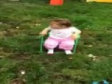 REPOST OF LITTLE GIRL DOIN ICE BUCKET CHALLENGE FAF :TURN THE VOLUME UP :o