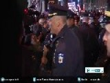 Raw Footage Frustration Boiling In New York Over Grand Jury Decision