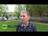 Russian Journalist Talks About Being Robbed When Reporting Black Lives Matter In US