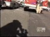 Raw Footage Of A Cameraman Running Away From A Huge Dust Cloud On 9 11