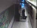 Raw Video - School Principal Shown Dragging Two Kindergarteners Through School's Hallways