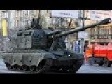 Russian Weapons 2S19 Msta-S 152-mm Self-Propelled Howitzer