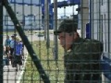 Russia's Security Service Denies Reports Armoured Vehicles Cross Border Into Ukraine